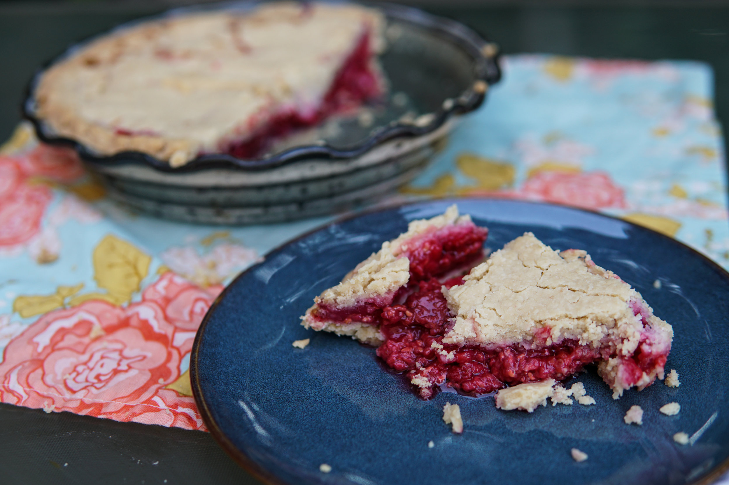 Raspberry pie gluten free delicious simple.jpg