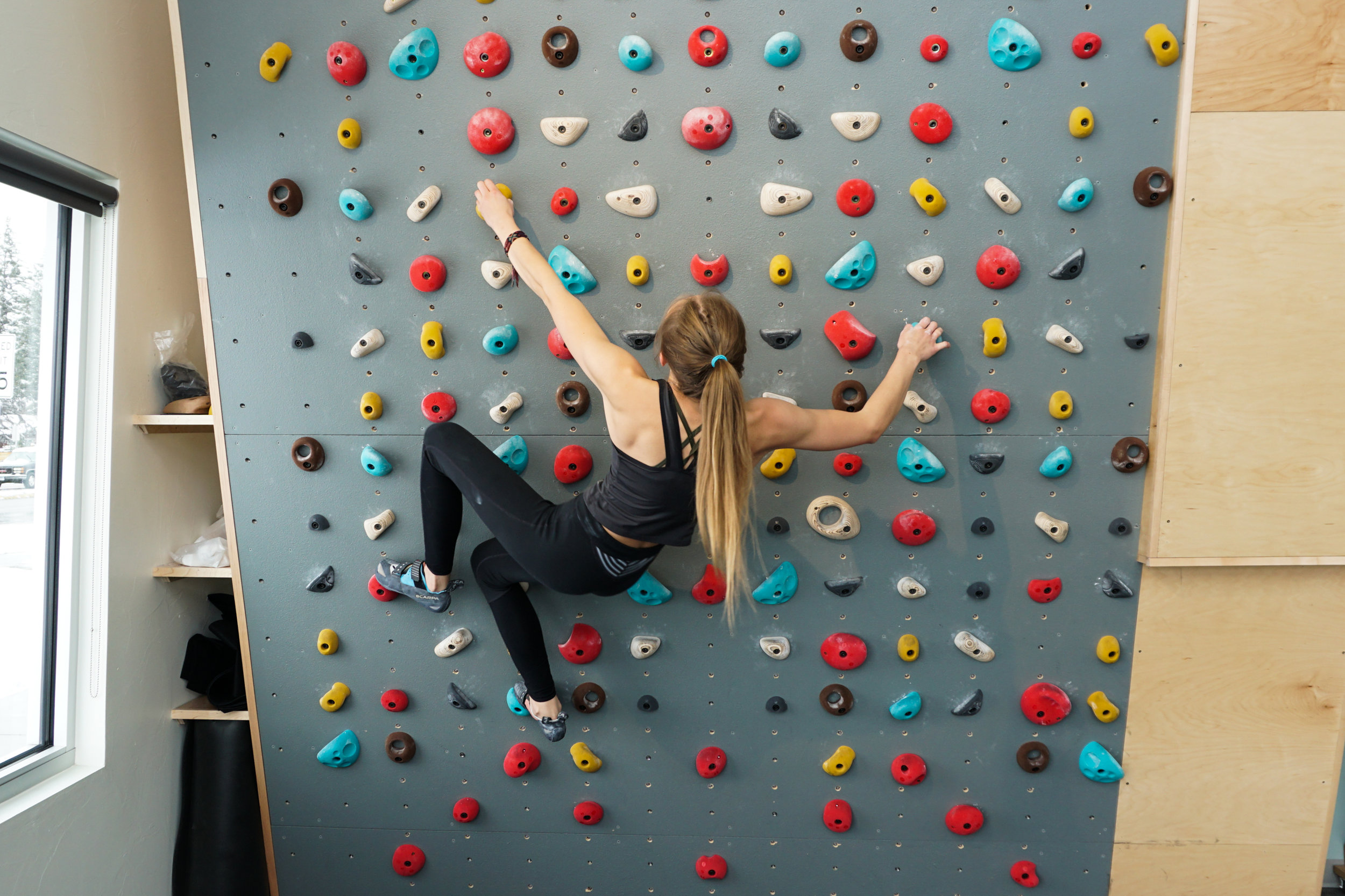 The Climbing Lab at Excel