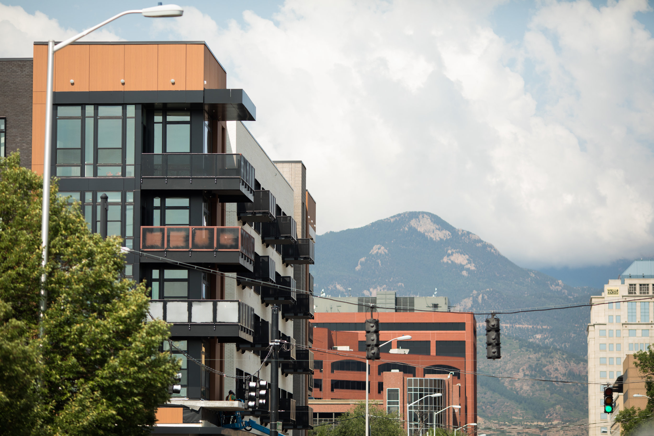 333 Eco Apartments  -Colorado Springs, CO (on behalf of The Worley Co)