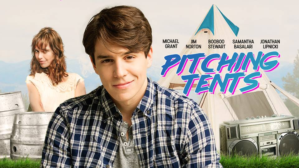 Ashley Kate Co-Stars as Queen Bee Becca in the 80's comedy PITCHING TENTS. Currently streaming on AMAZON Video, Google Play, Vudu & Playstation.