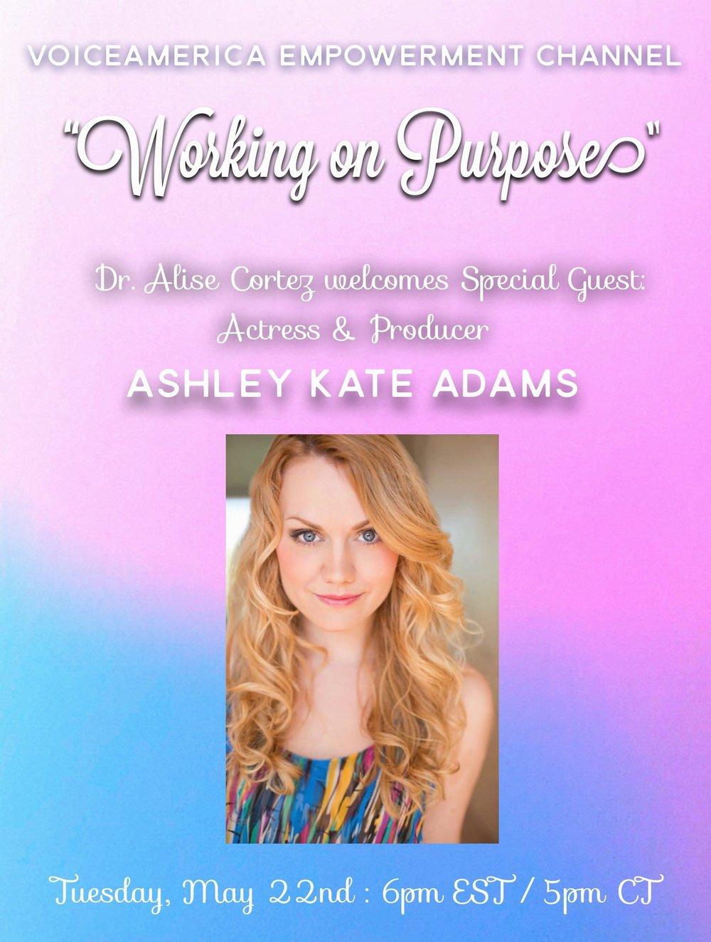 Ashley Adams Wikipedia ashley kate adams