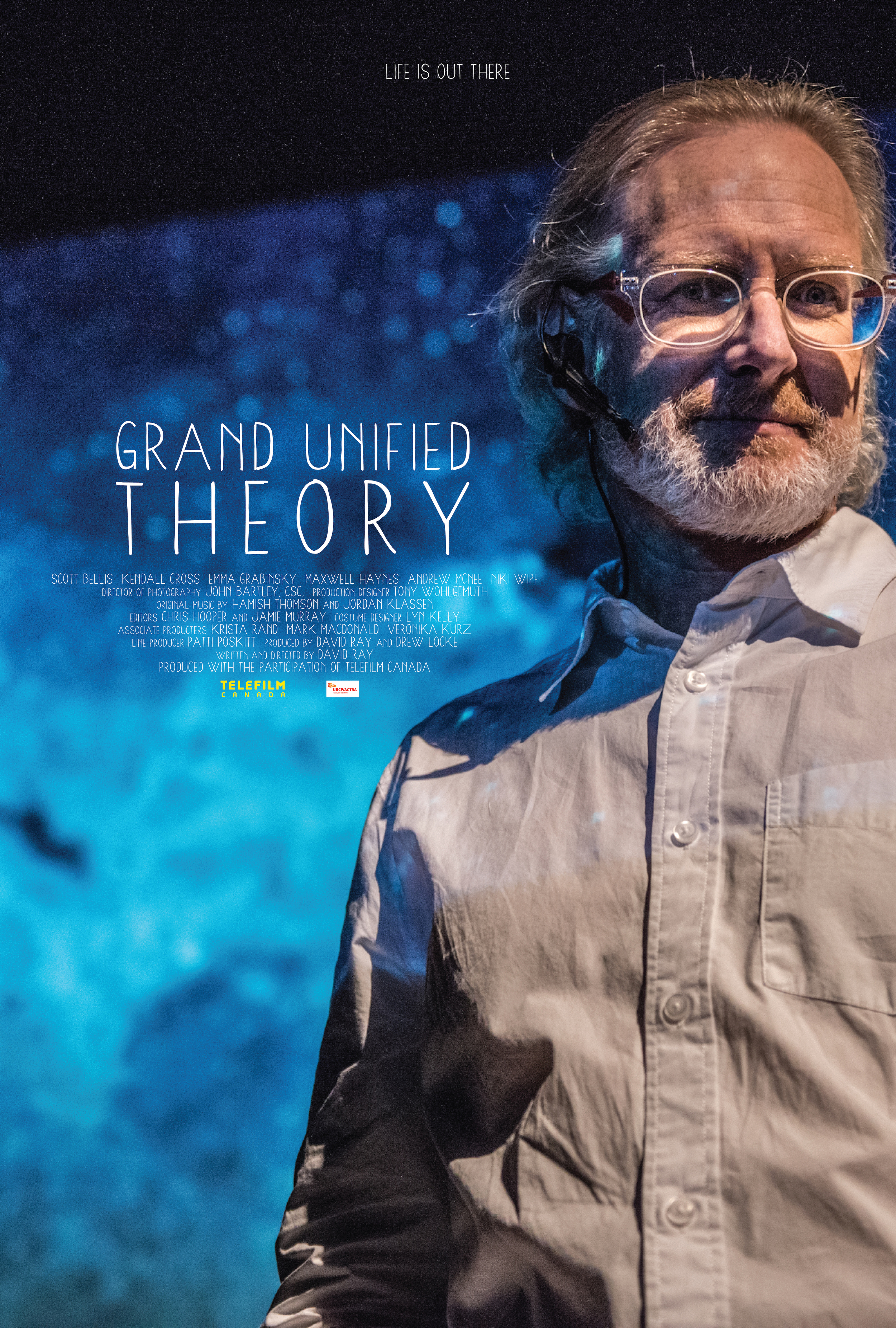 Grand Unified Theory Poster One