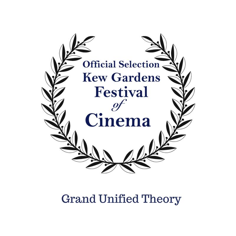 Kew Gardens Festival of Cinema August 4-13th, 2017  WON BEST SCREENPLAY