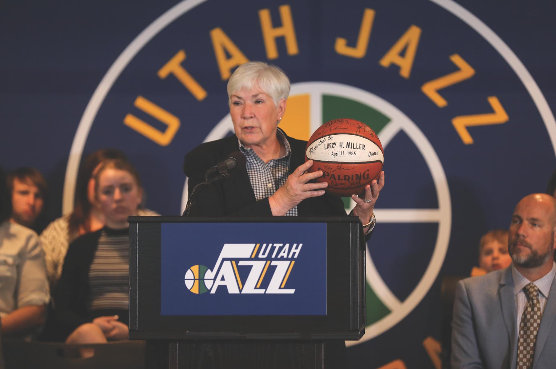 Intrepid - Utah Jazz Legacy Trust Case Study