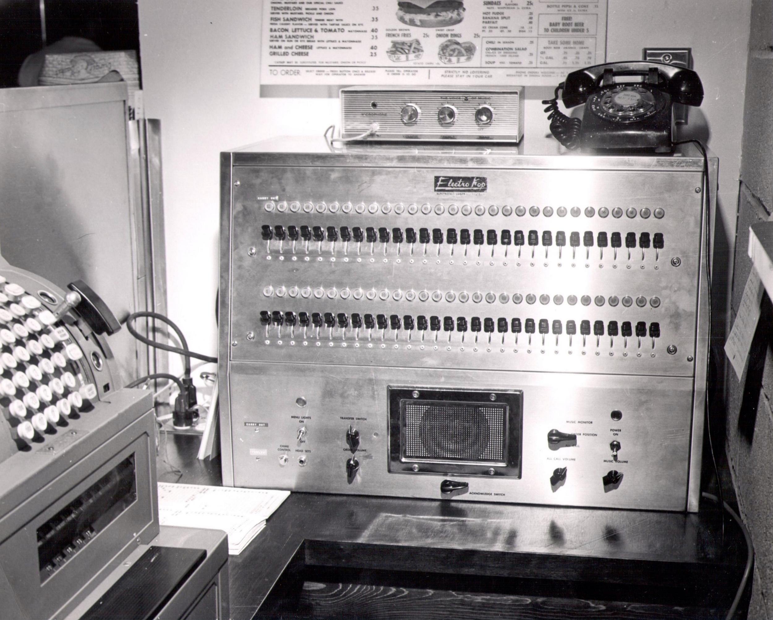 Electrohop - Mark Twain Dinette - Hannibal, MO Restaurant and DIner