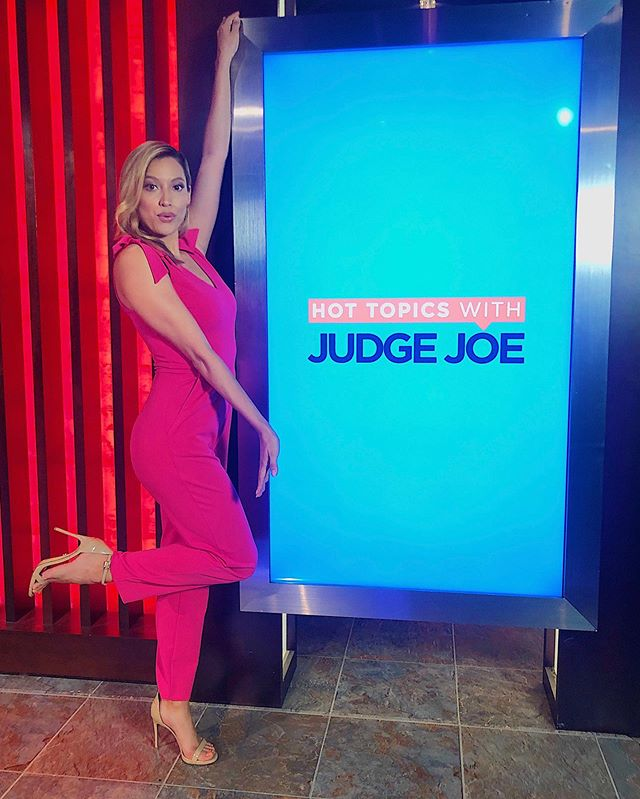 New show alert 🚨 So happy and thankful to be joining the iconic Judge Joe Brown as an official co-host on his new national TV show @hottopicswithjudgejoeshow coming this fall!! I'll keep you all posted on where to watch 📺🙏🏽 In the meantime, give us a follow to stay up to date 💕 #hottopicswithjudgejoe