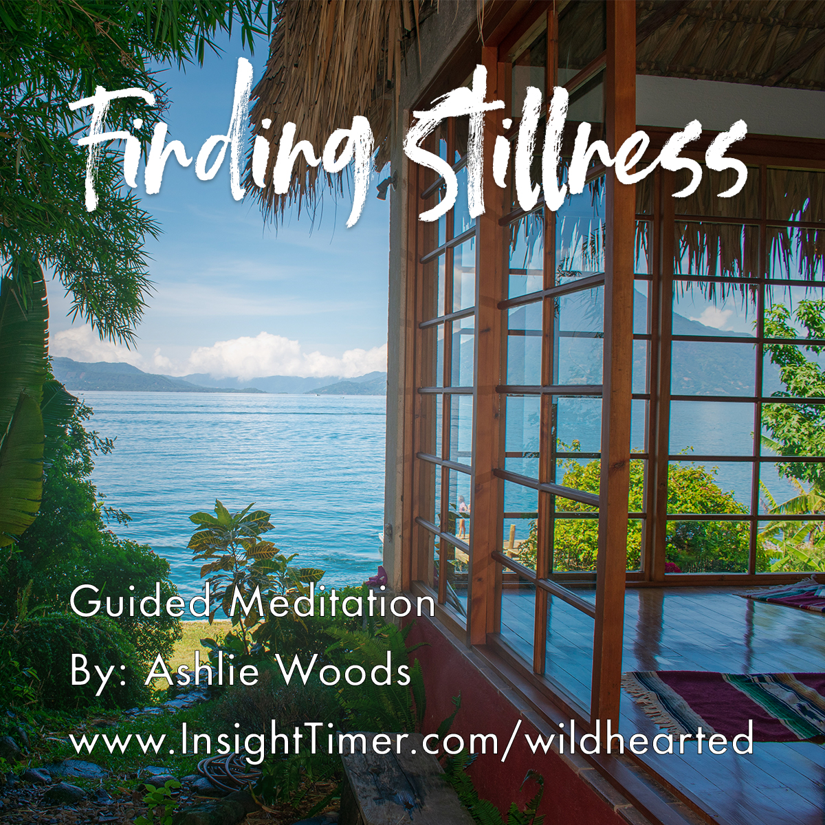 A visualization practice to support you in quieting the movement of the mind and finding the underlying stillness that is always there and available to you. You will finish this restorative practice feeling grounded, centered and at peace.