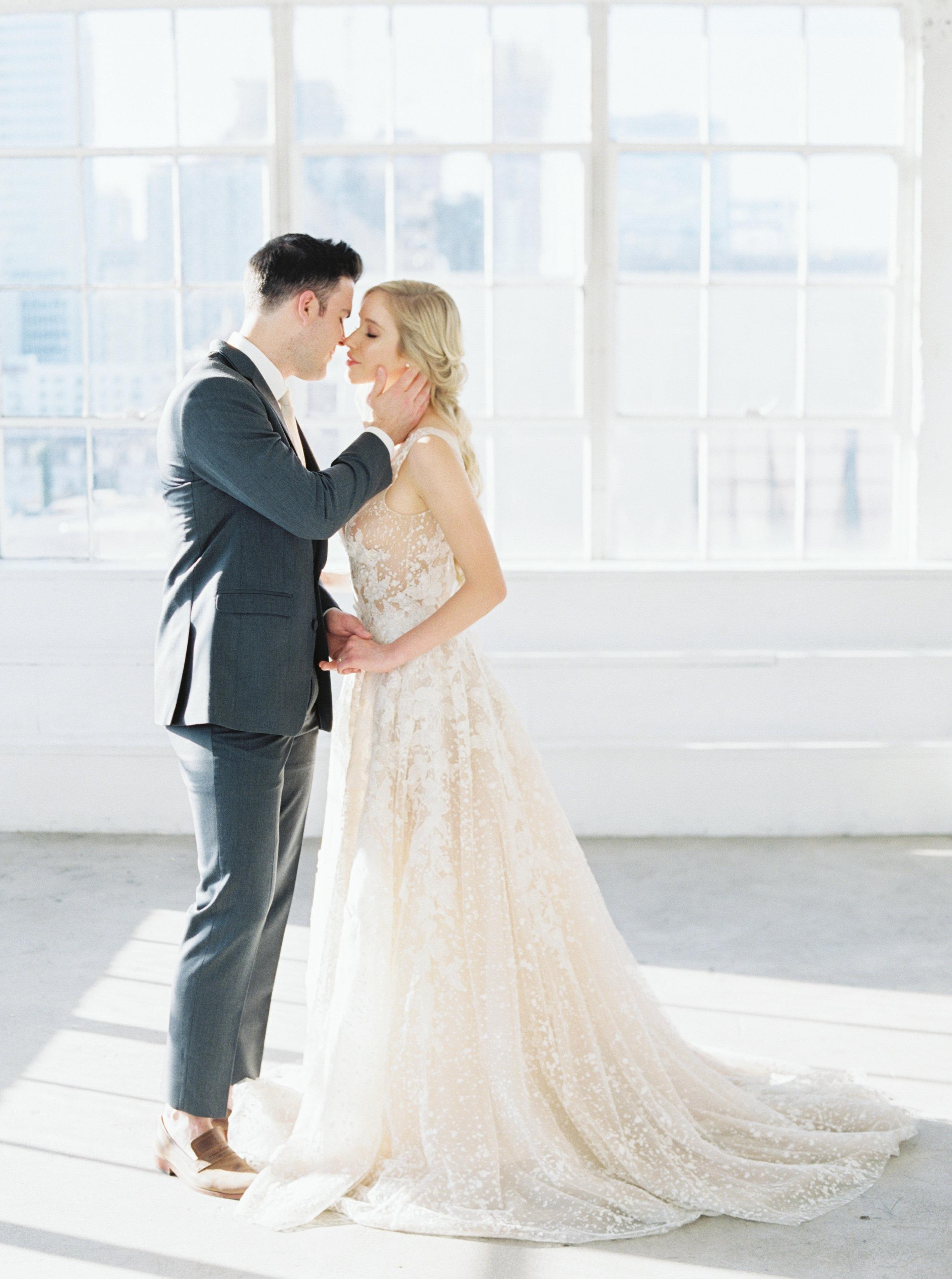 The Wedding Day Workshop - Editorial