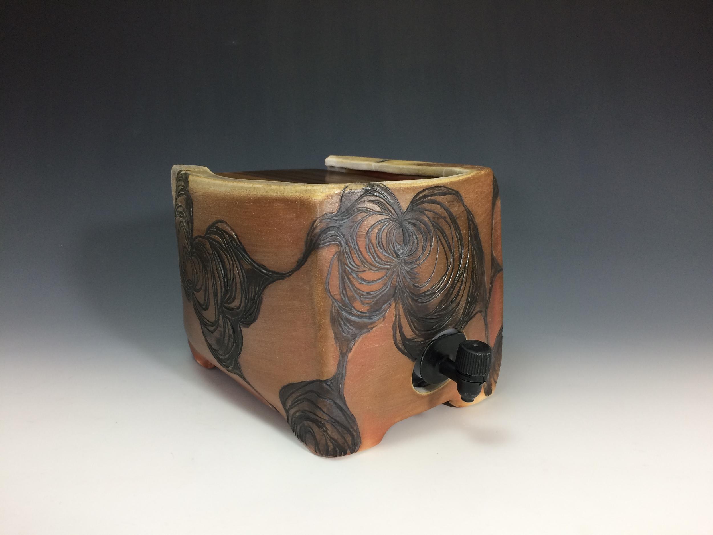 Ceramic, Wood, Boxed Wine