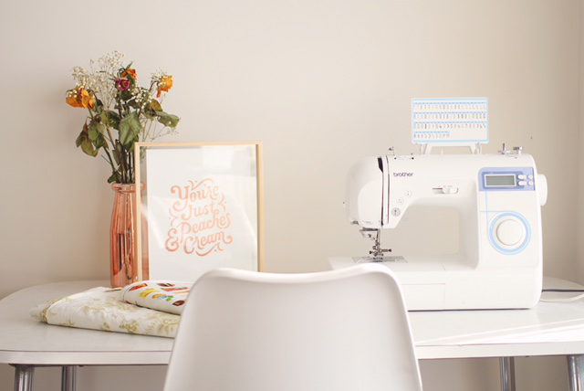 rosery apparel sewing space