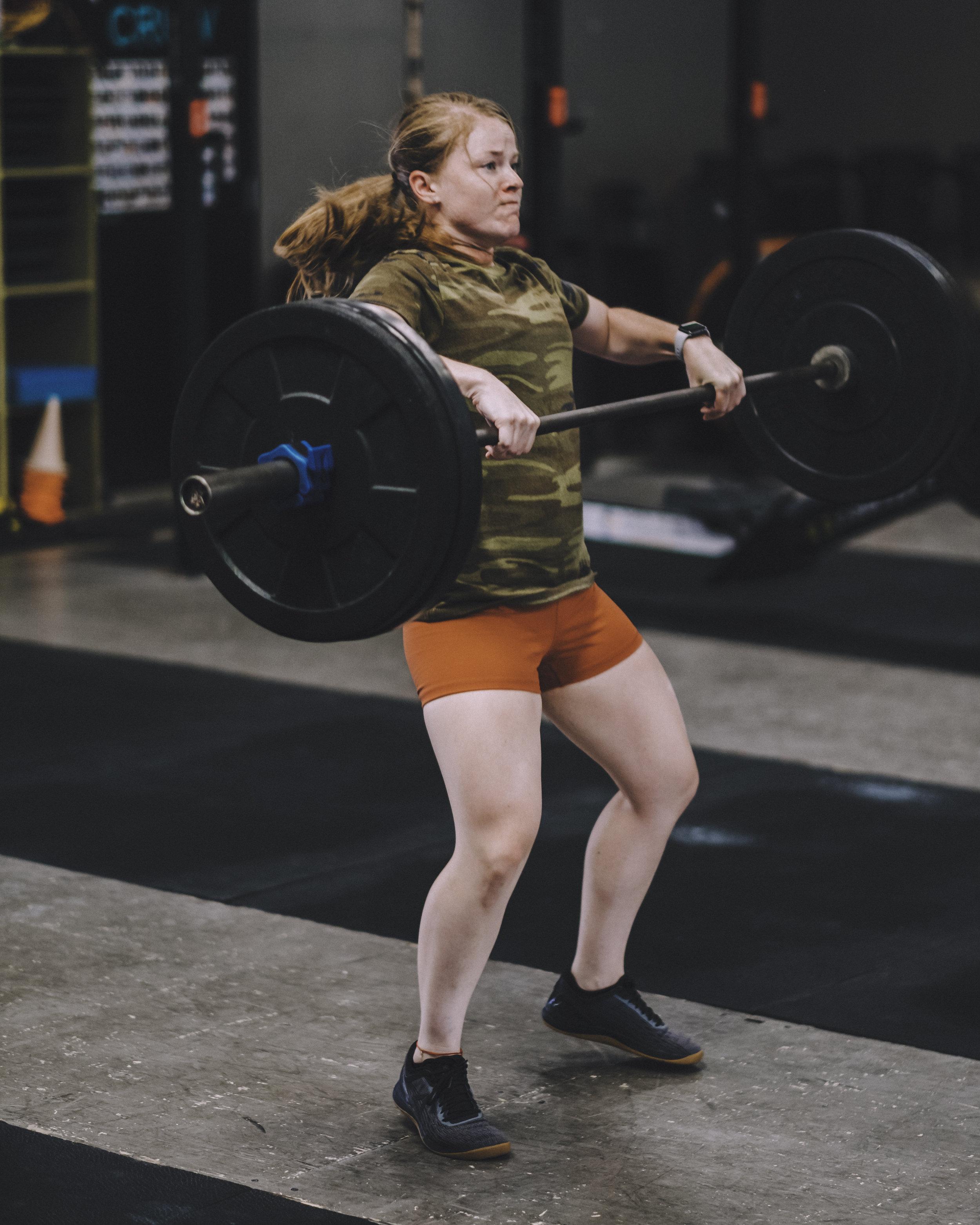 Why CrossFit - By Coach Ashley
