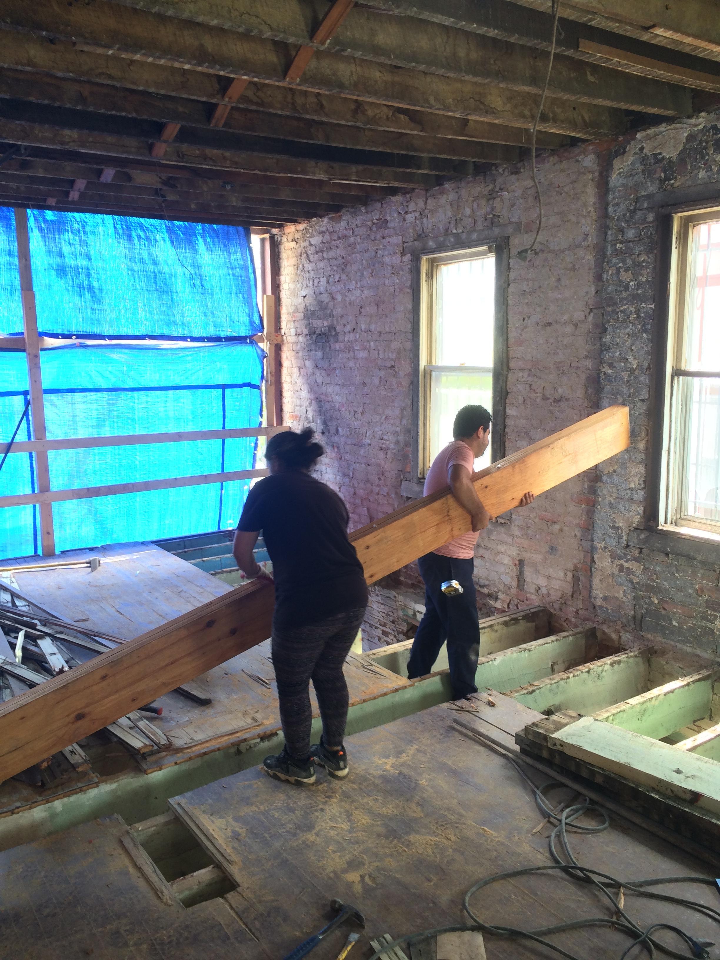 LVL — Blog — Studio Upwall Architects