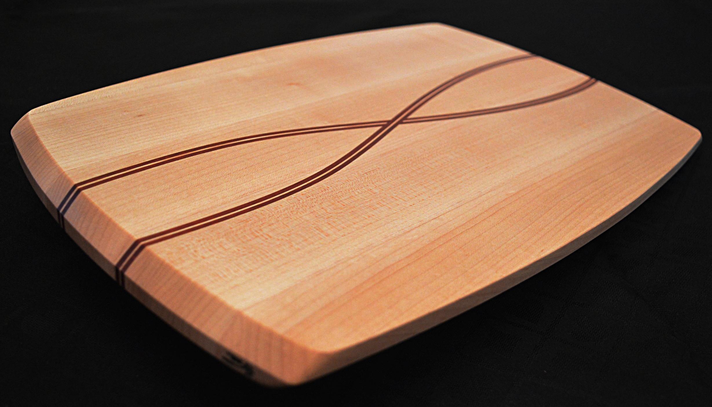 Helix Cutting Board