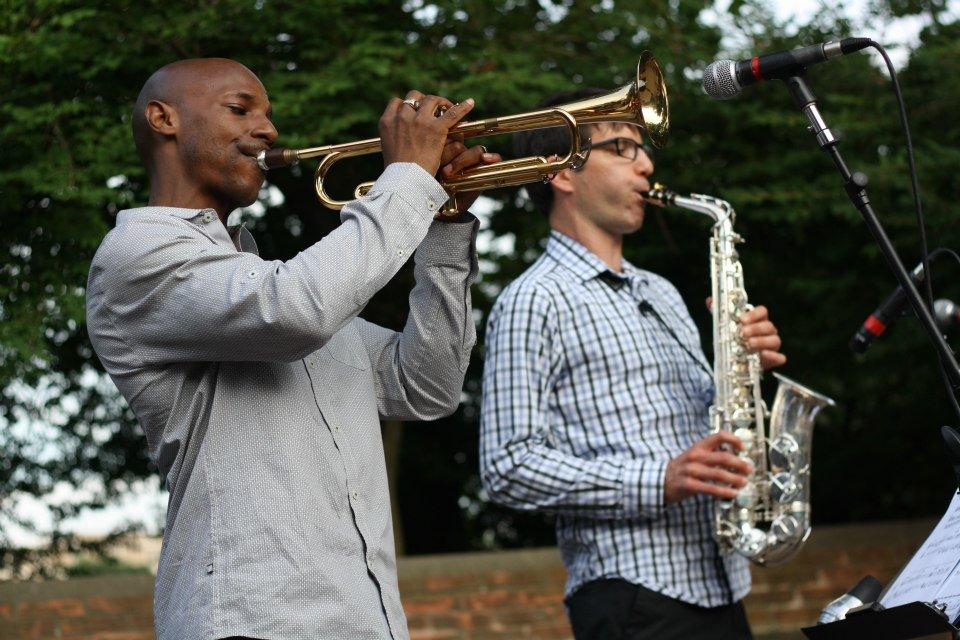with Duane Eubanks- Umoja Festival