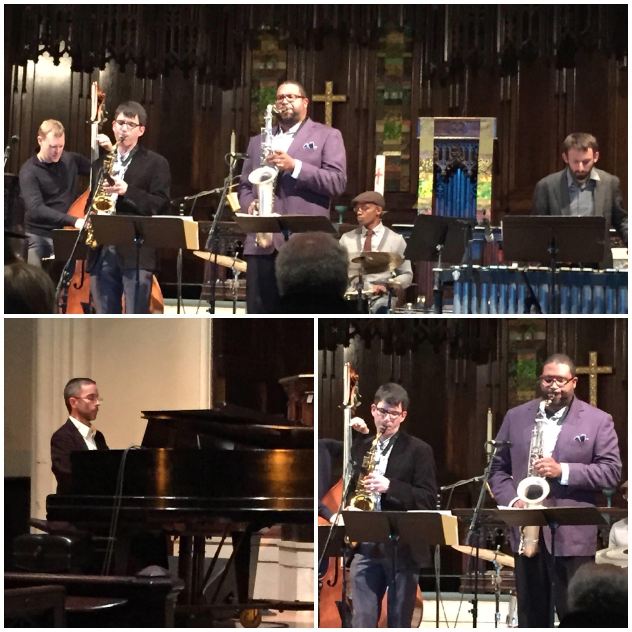 Jazz Samaritan Alliance Concert