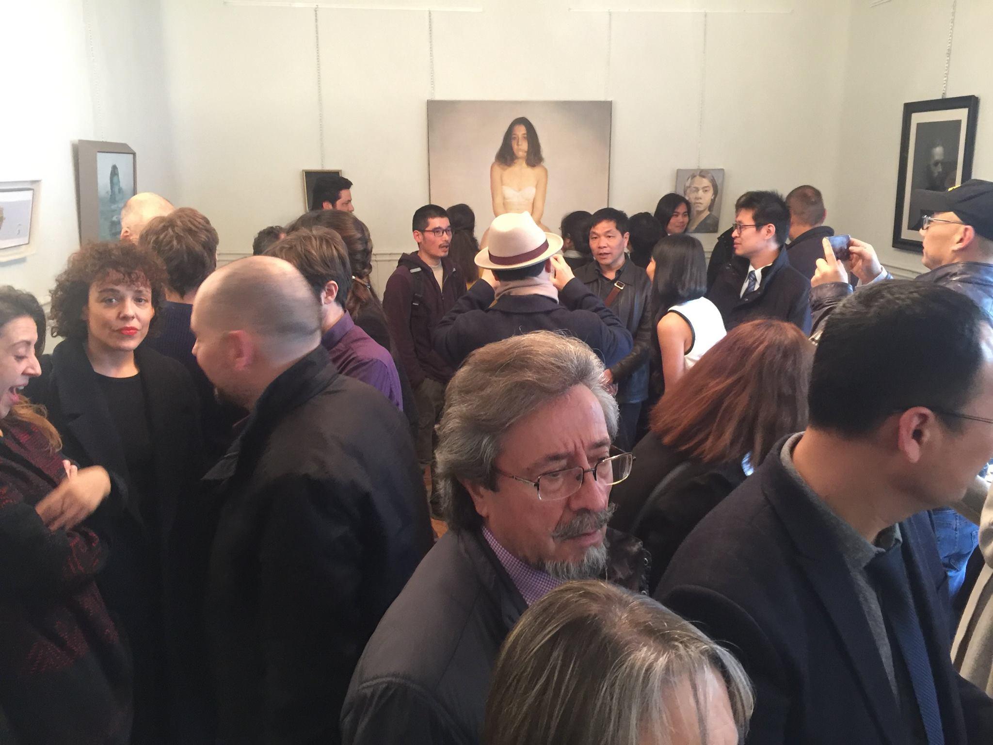 Antonio Lopez Garcia Albacete art exhibition 2017.jpg