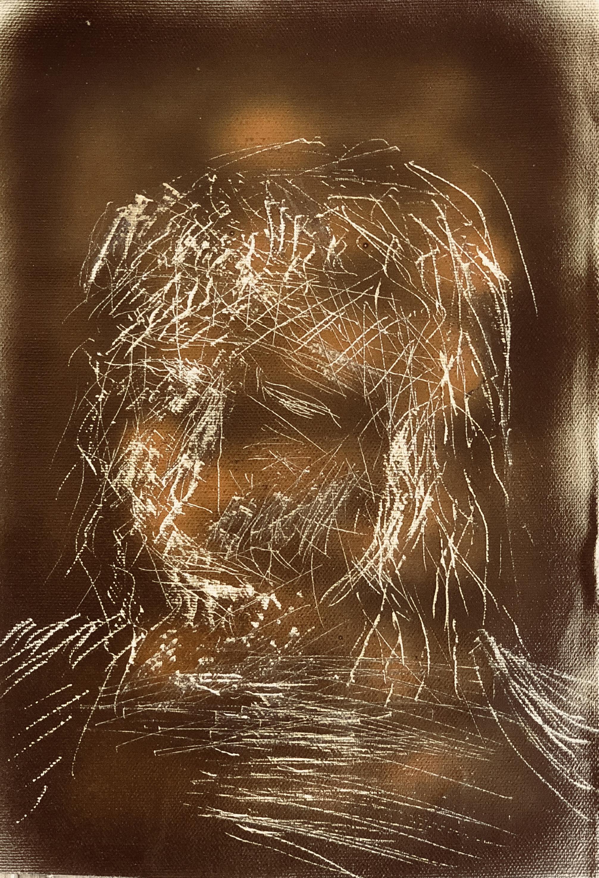 1) Marco Biscardi - Adult - 2018 - 24x34 cm - Acrylic on canvas.jpg
