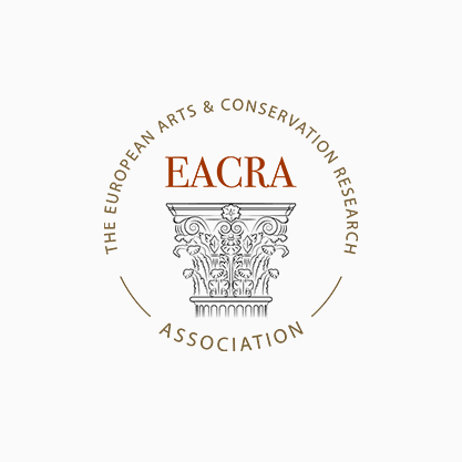 Eacra - The European Art and Conservation Research Association supports activities that as an objective preserve historical artistic heritage and protects the interests of its Art Conservator members. It is a fundamental source for other institutions collaborating with international art conservators.VISIT EACRA