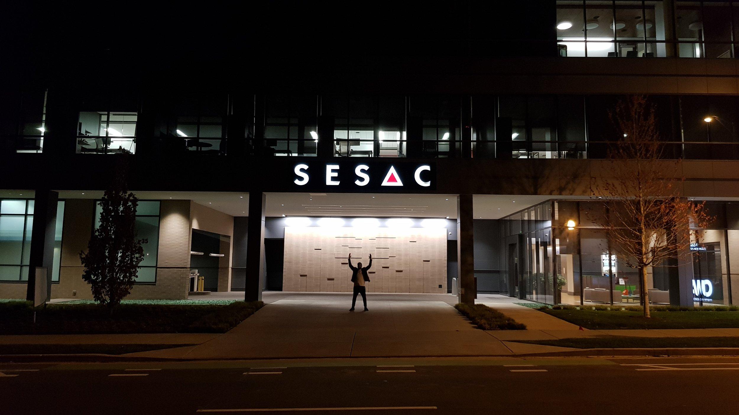 Reppin' SESAC