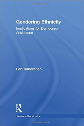 Gendering Ethnicity by Lori Handrahan