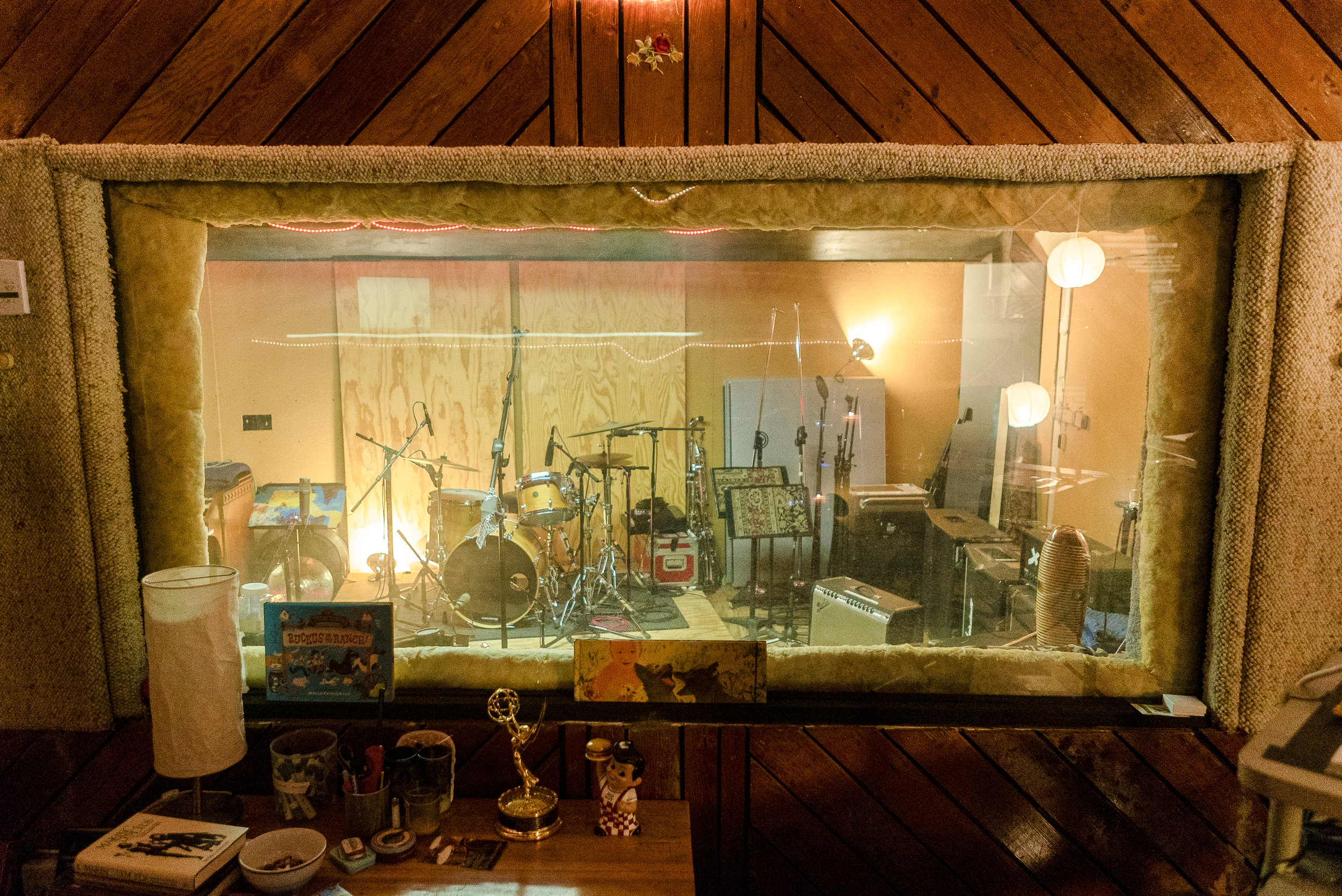 michael parnin_blacksound_drum room window.JPG