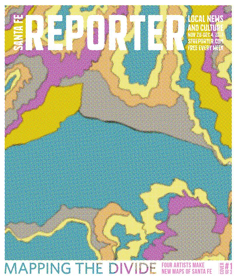 The November 28, 2018 edition of The Santa Fe Reporter was designed by Heidi K. Brandow as part of the Story Maps Fellowship. Check out the article    HERE.