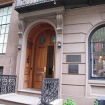 Casa Italiana at NYU / 24 West 12th St, New York, NY 10011