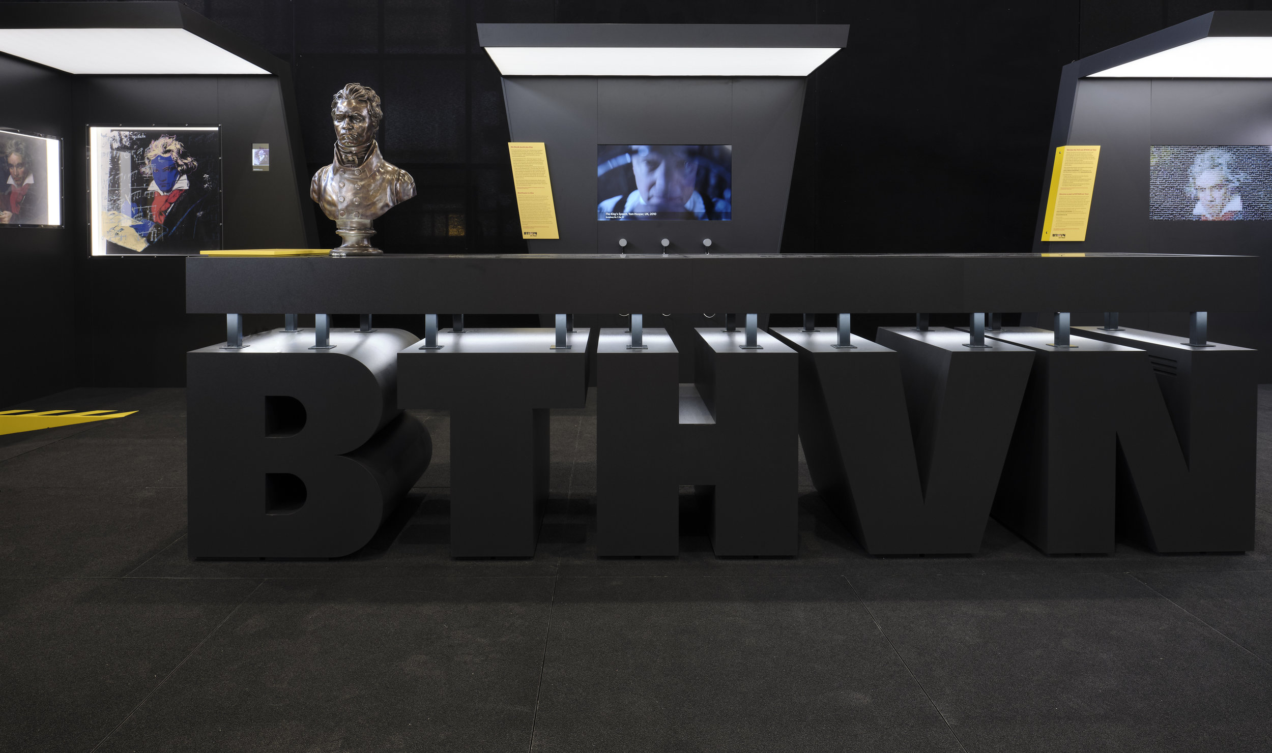 BTHVN on Tour - Sponsored by Beethoven-Haus Bonn and DHL GroupSteinway HallJune 6-1110am - 6pm (Closed Sunday)*Visible for Festival performances June 6 & June 10