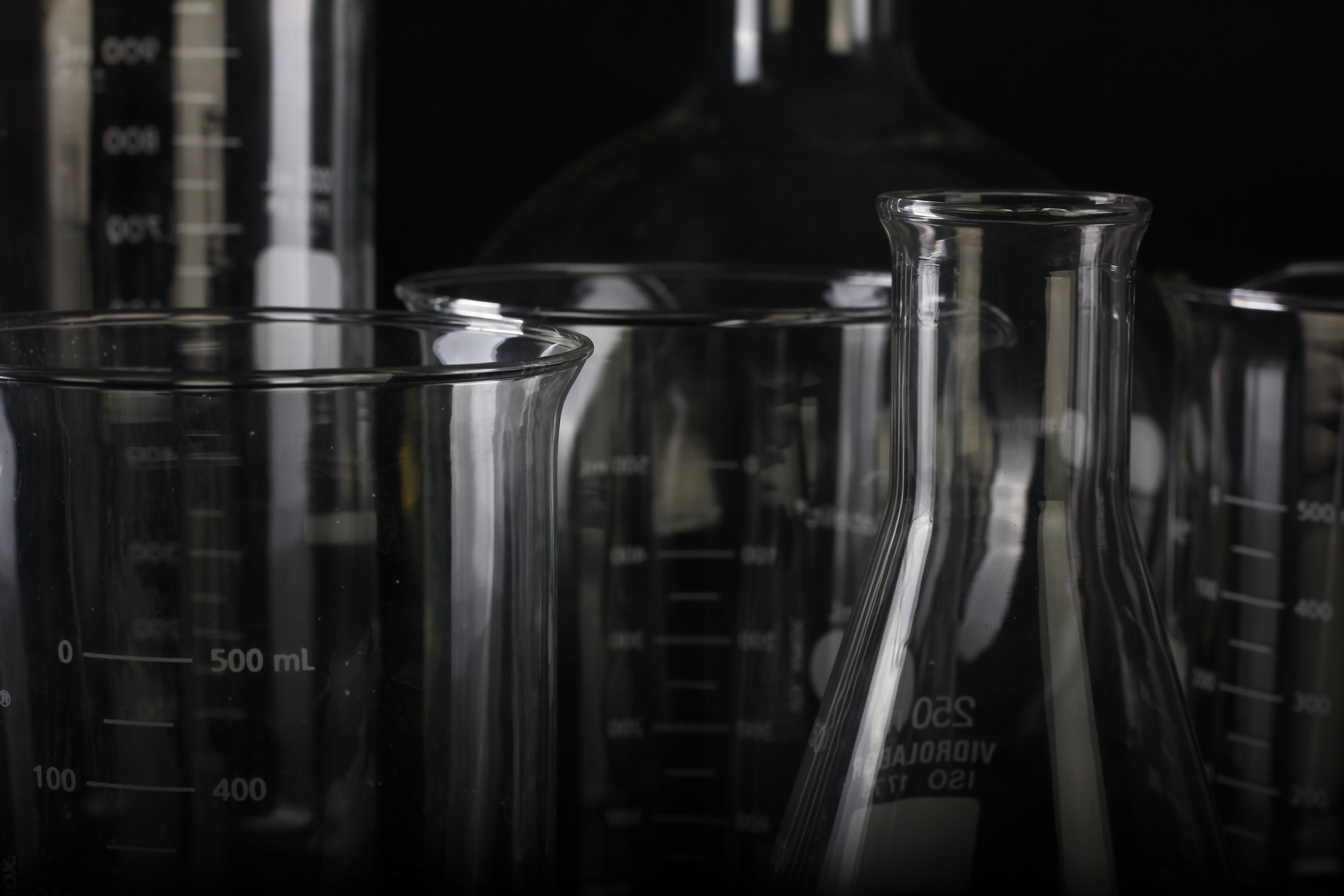 You won't need Bunsen burners, but we recommend drinking out of beakers or test tubes. That's just good scientific fun. -