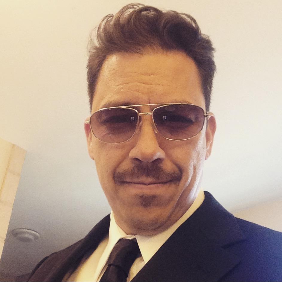 Paul Durham as Tony Stark