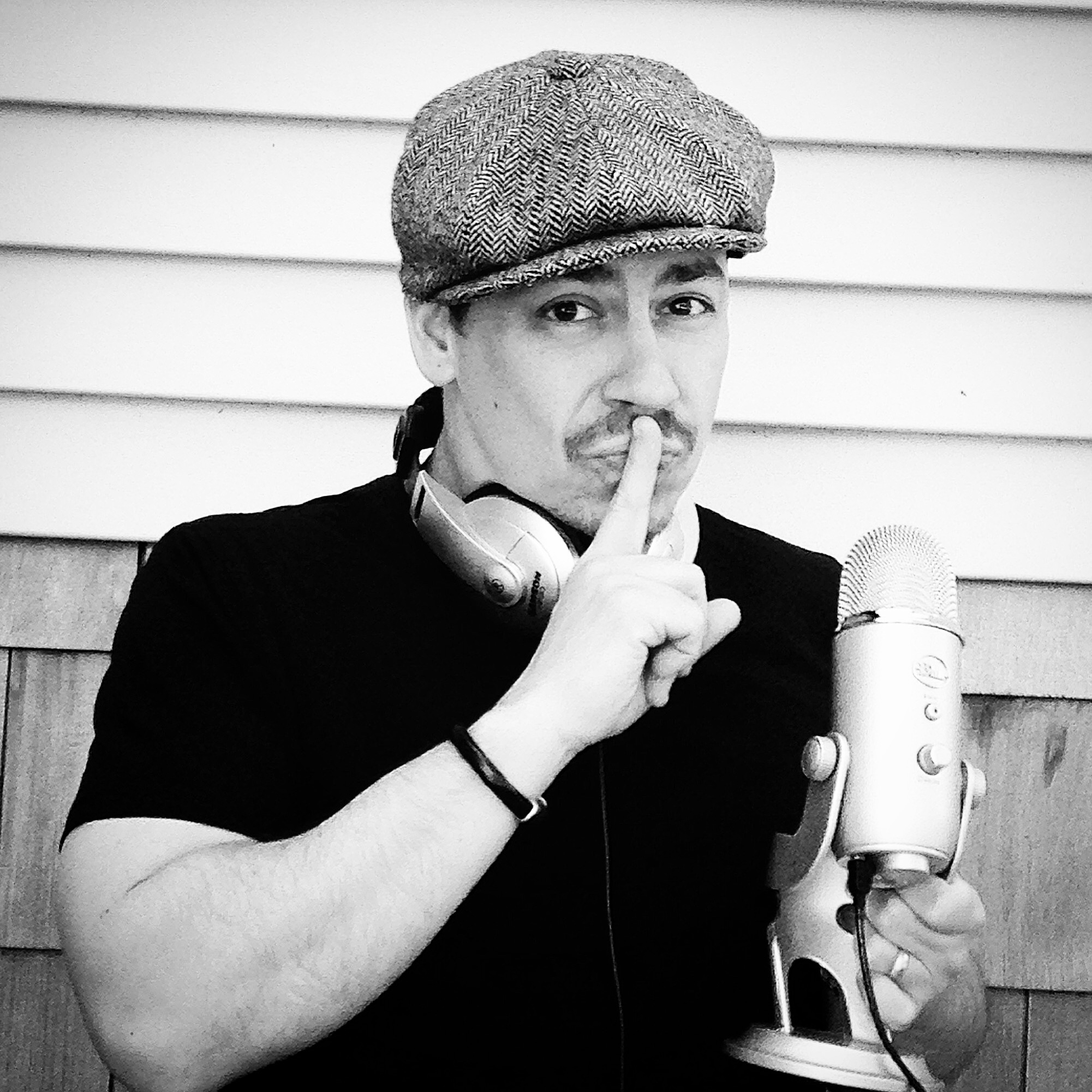 Paul Durham Microphone