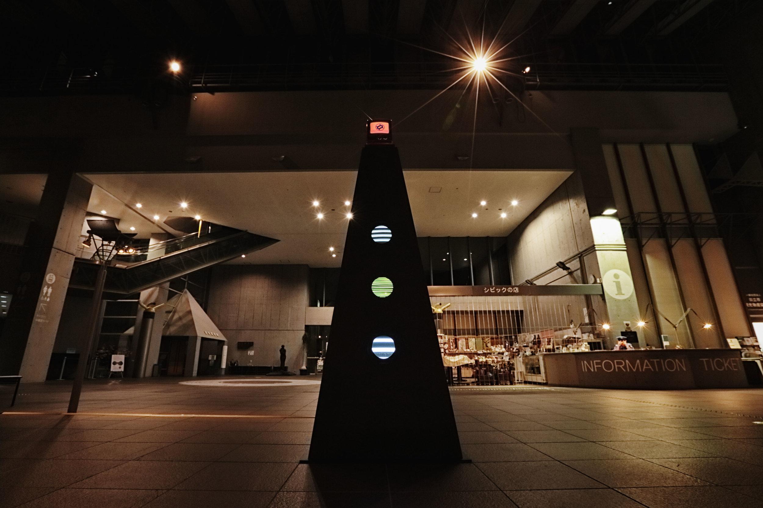 日立電輪塔│HITACHI Denrin-Tower / Photos by Mao Yamamoto