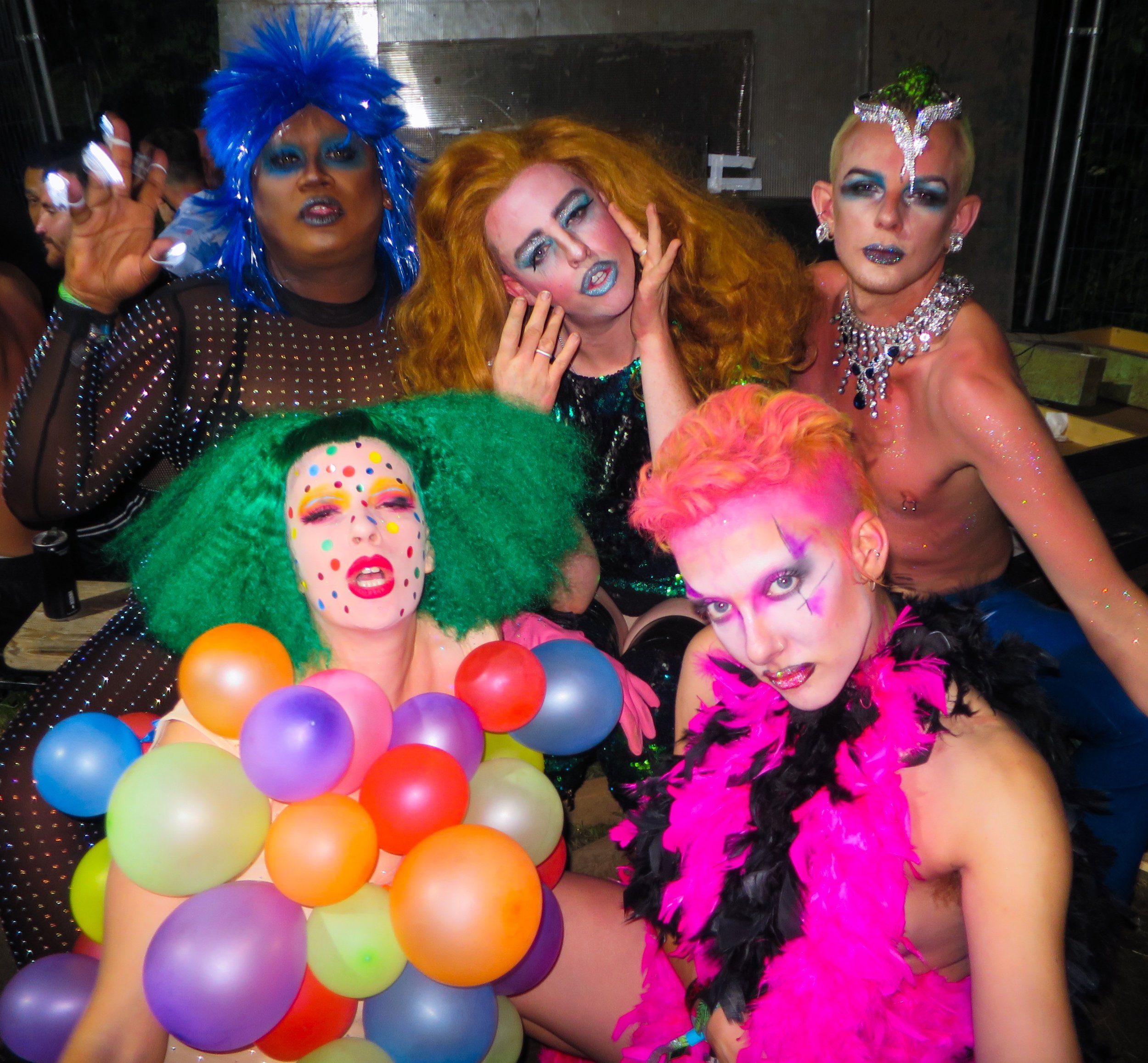 Drag.queens.nyc.downlow