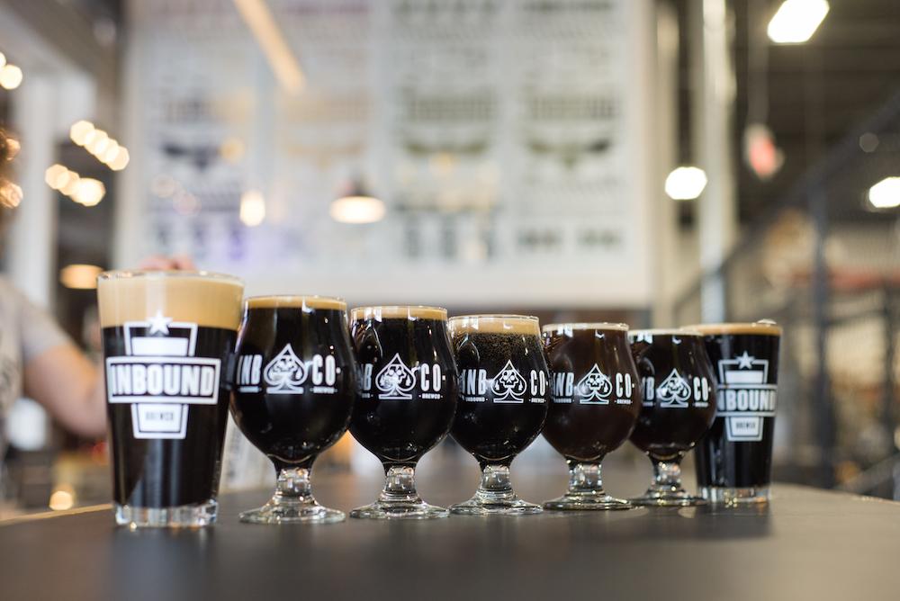 Inbound BrewCo Dark Craft Beer