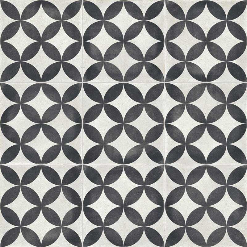 Classic Circles 24x24