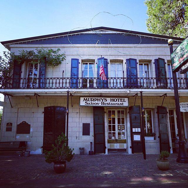 Murphys Hotel & Saloon, est. 1859, Murphys California. . . . #tavern #saloon #pub #bar #murphys #california