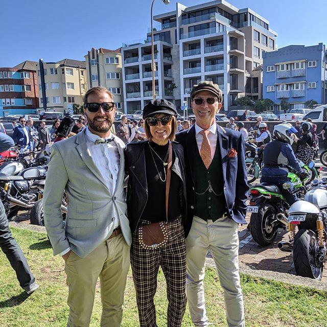 Distinguished Gentleman's Ride 2019 #menshealth #movember #dgr2019