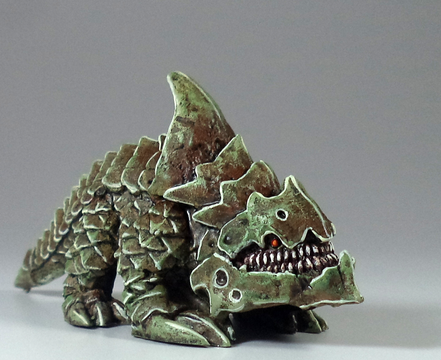 RPR 77372 Burrowing Horror  Bulette - D&D DnD - Paintedfigs Reaper  (1).JPG