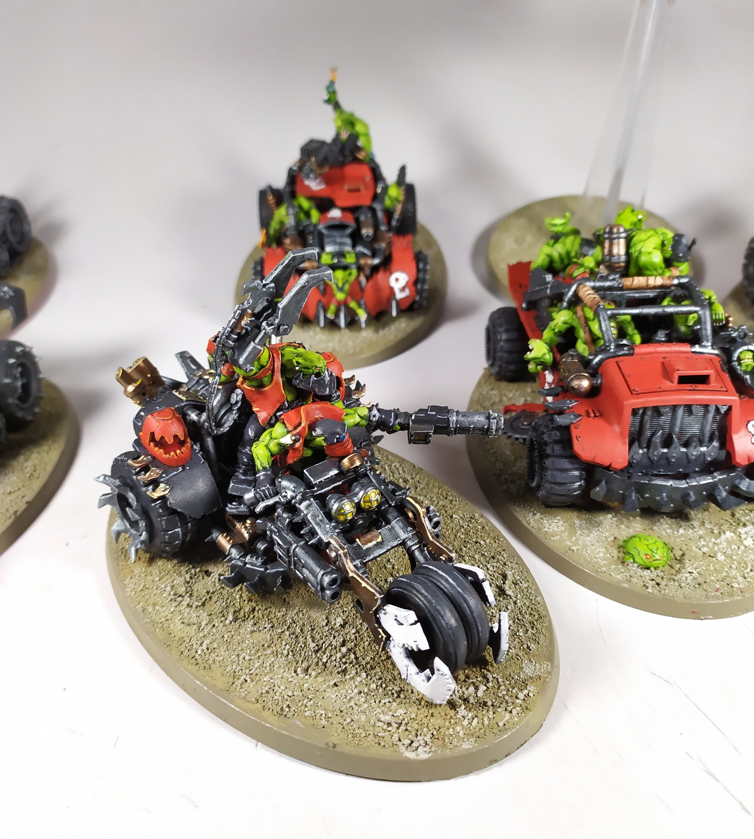 Paintedfigs Miniature Painting Service Space Orks Speed Freeks (2).jpg