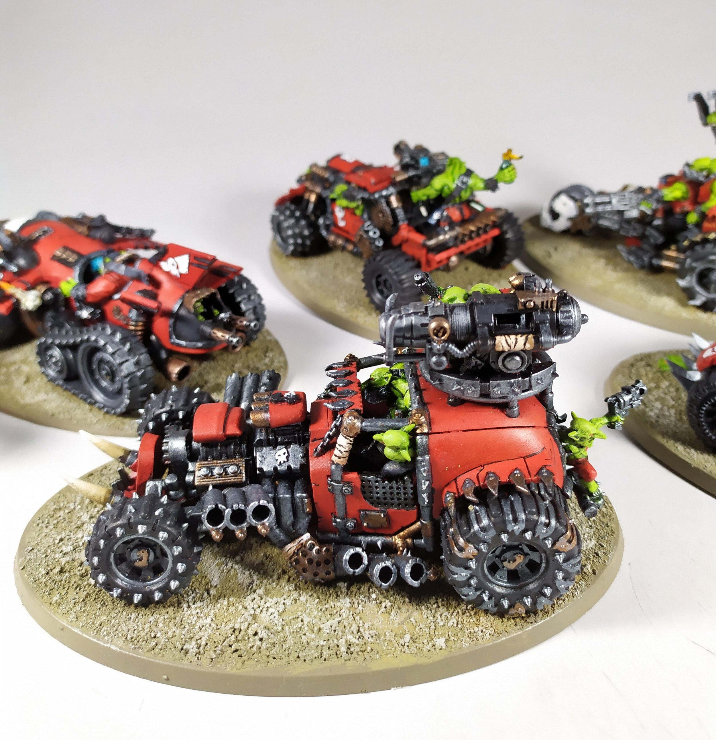 Paintedfigs Miniature Painting Service Space Orks Speed Freeks (5).jpg