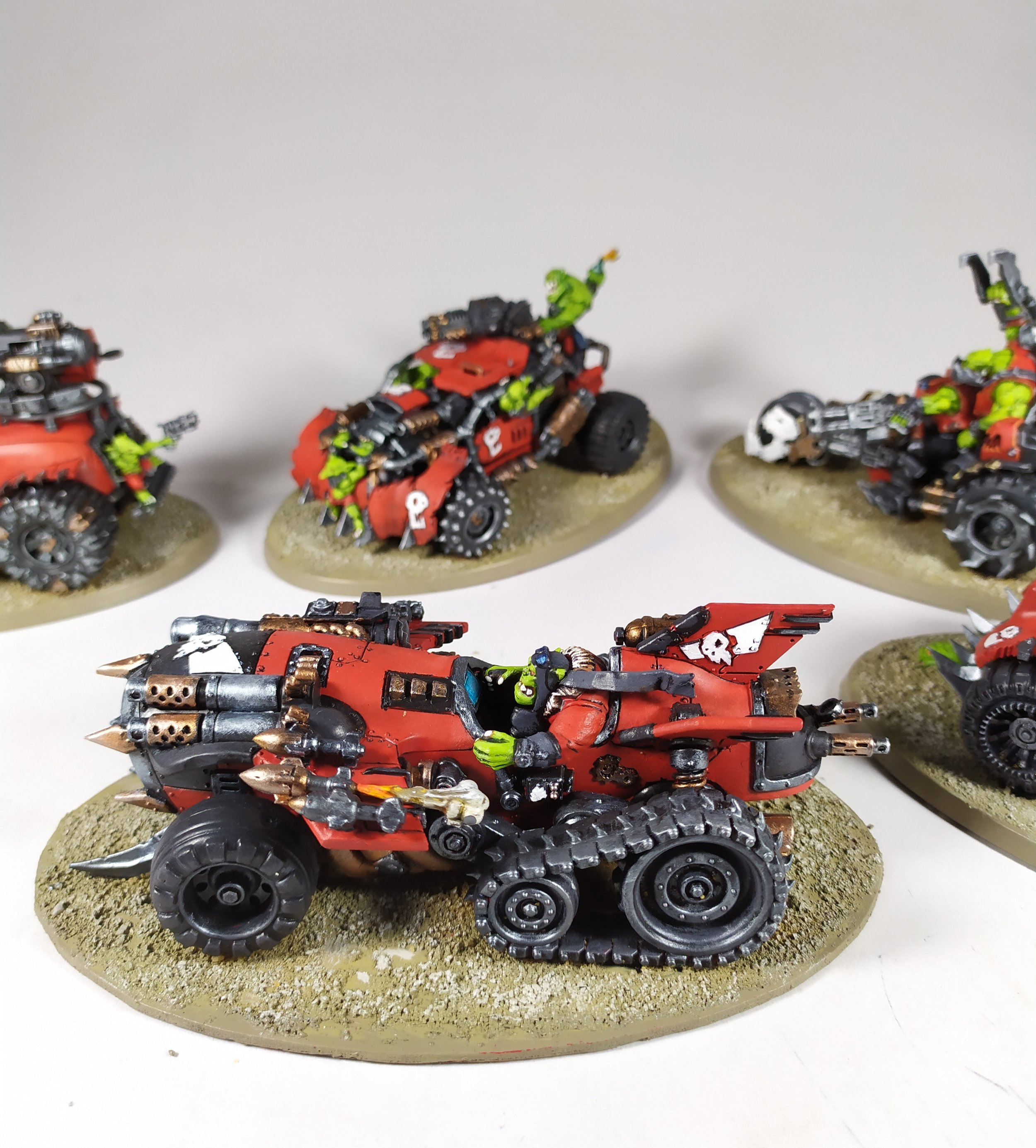 Paintedfigs Miniature Painting Service Space Orks Speed Freeks (6).jpg