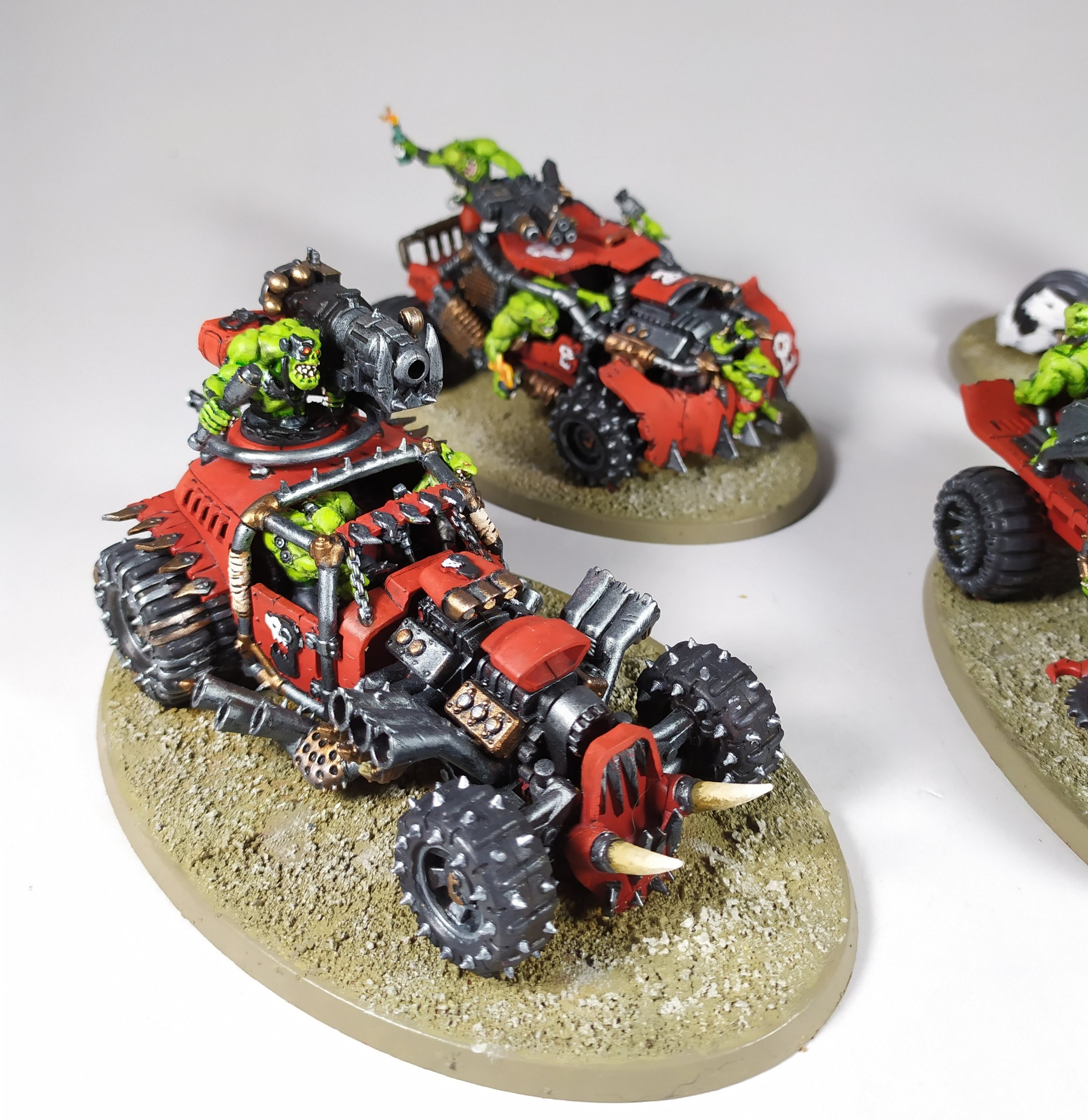 Paintedfigs Miniature Painting Service Space Orks Speed Freeks (7).jpg