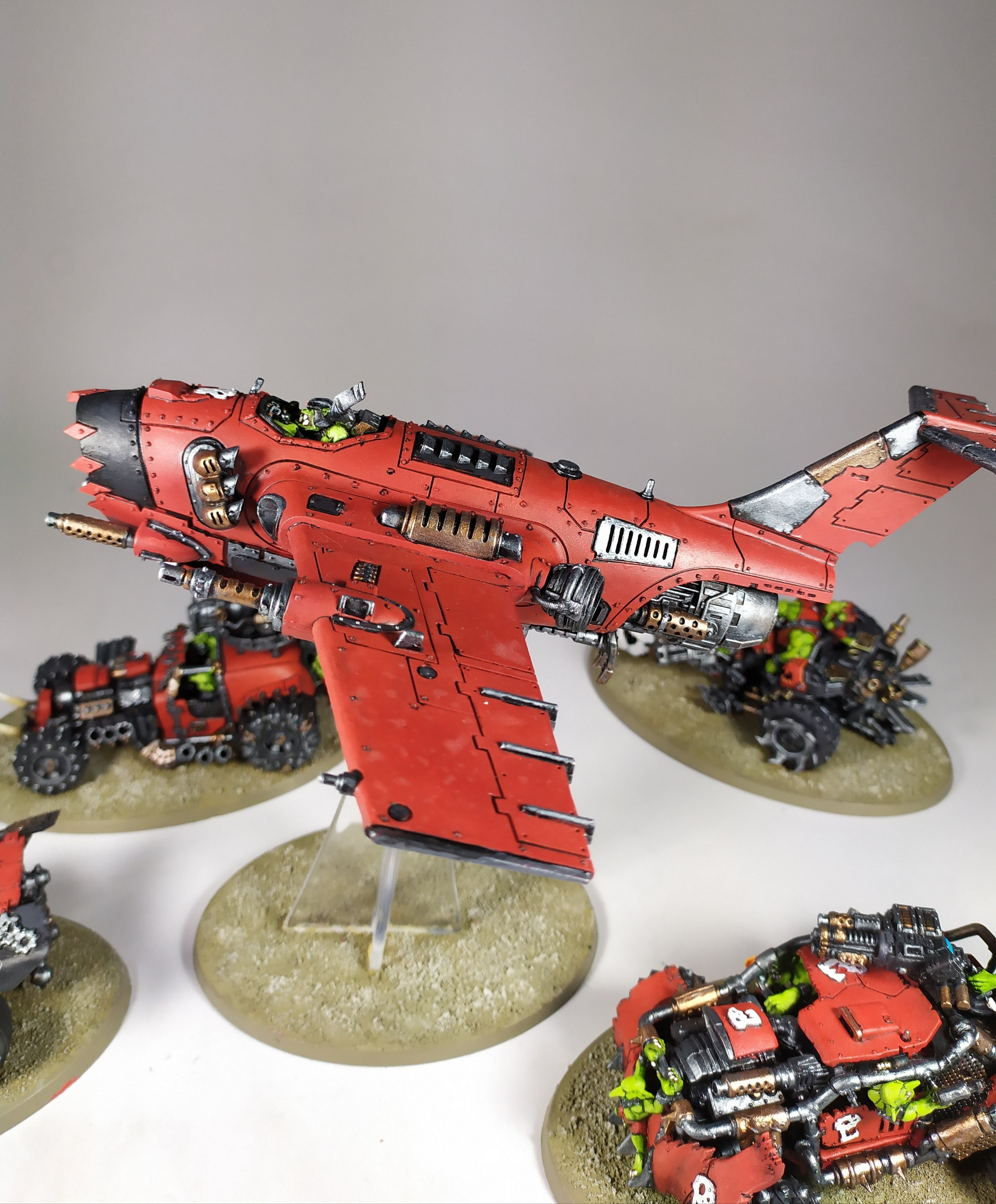 Paintedfigs Miniature Painting Service Space Orks Speed Freeks (8).jpg