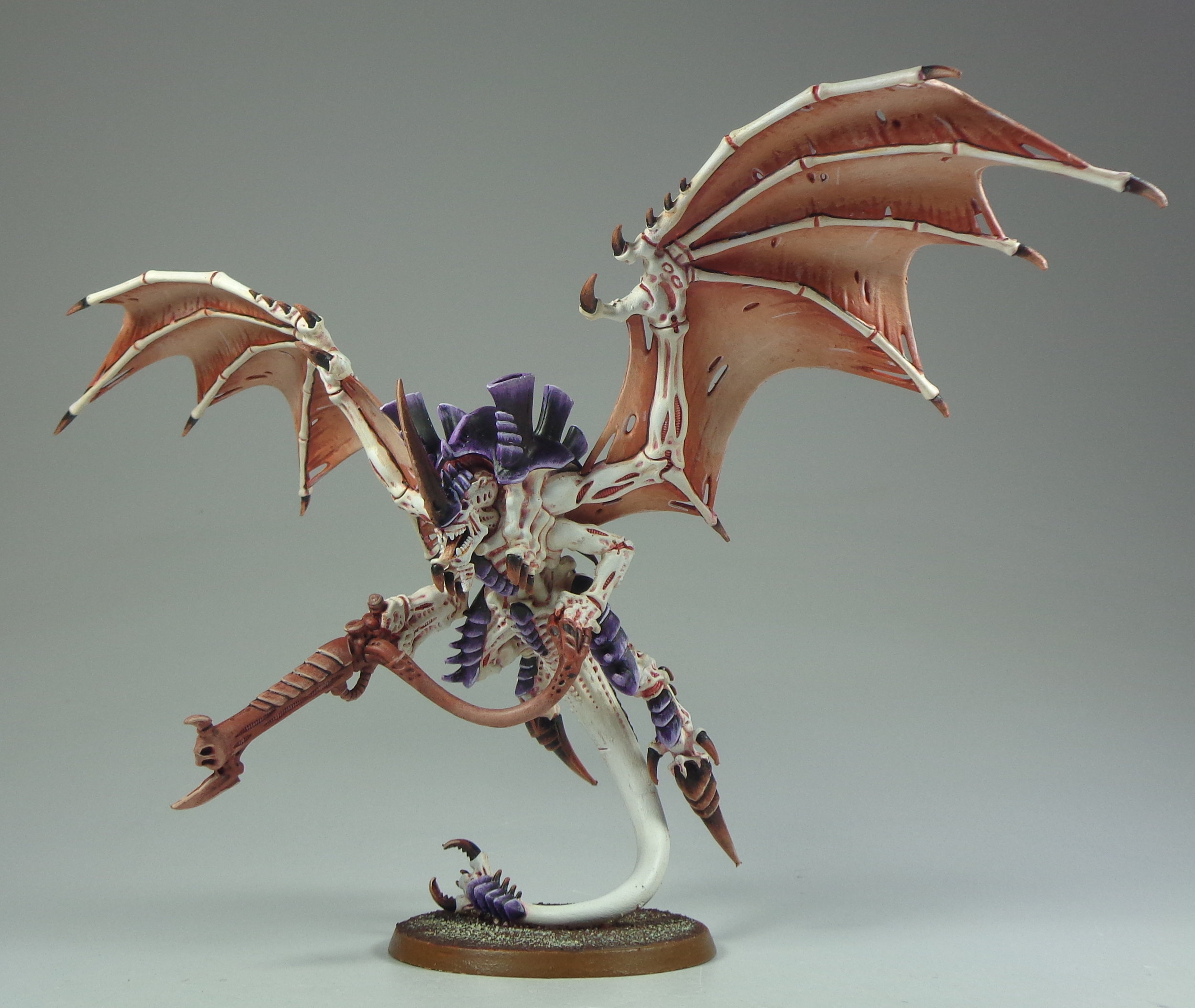 Paintedfigs Miniature Painting Service Tyranids.JPG
