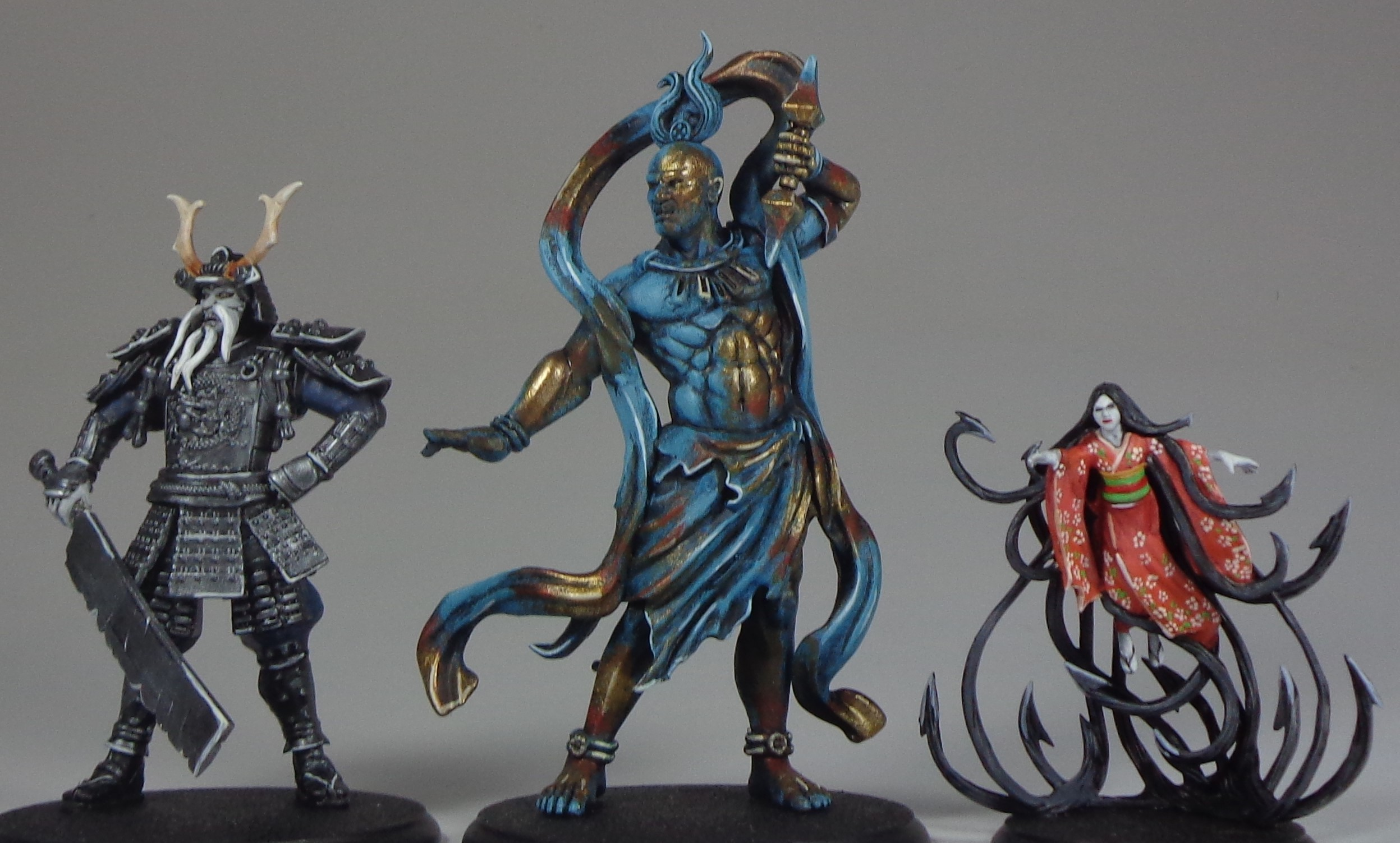 Shadows of Brimstone Forbidden Fortress Miniature Painting Service Gaming Painting (1).JPG