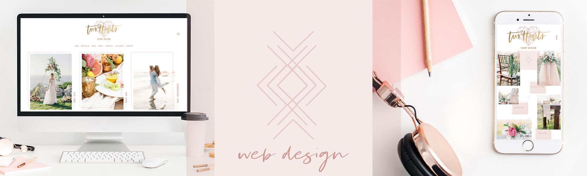 Two Hearts Event Design | Preferred Vendors