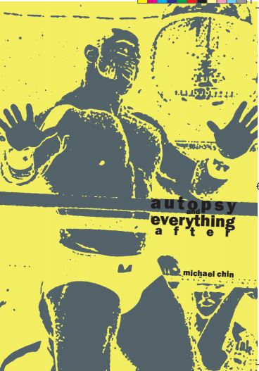 - Autopsy and Everything After (2019) is a collection of flash fiction chronicling the journeys of a professional wrestler, with the occasional foray into the supernatural. This chapbook won The Florida Review's Jeanne Leiby Chapbook Contest (2017-2018).It is available from The Florida Review. (I expect it will be on sale online from them soon; while my stock lasts, I'm also selling copies for $10—use the info on my contact page to reach out if you'd like to buy a copy directly from me.)