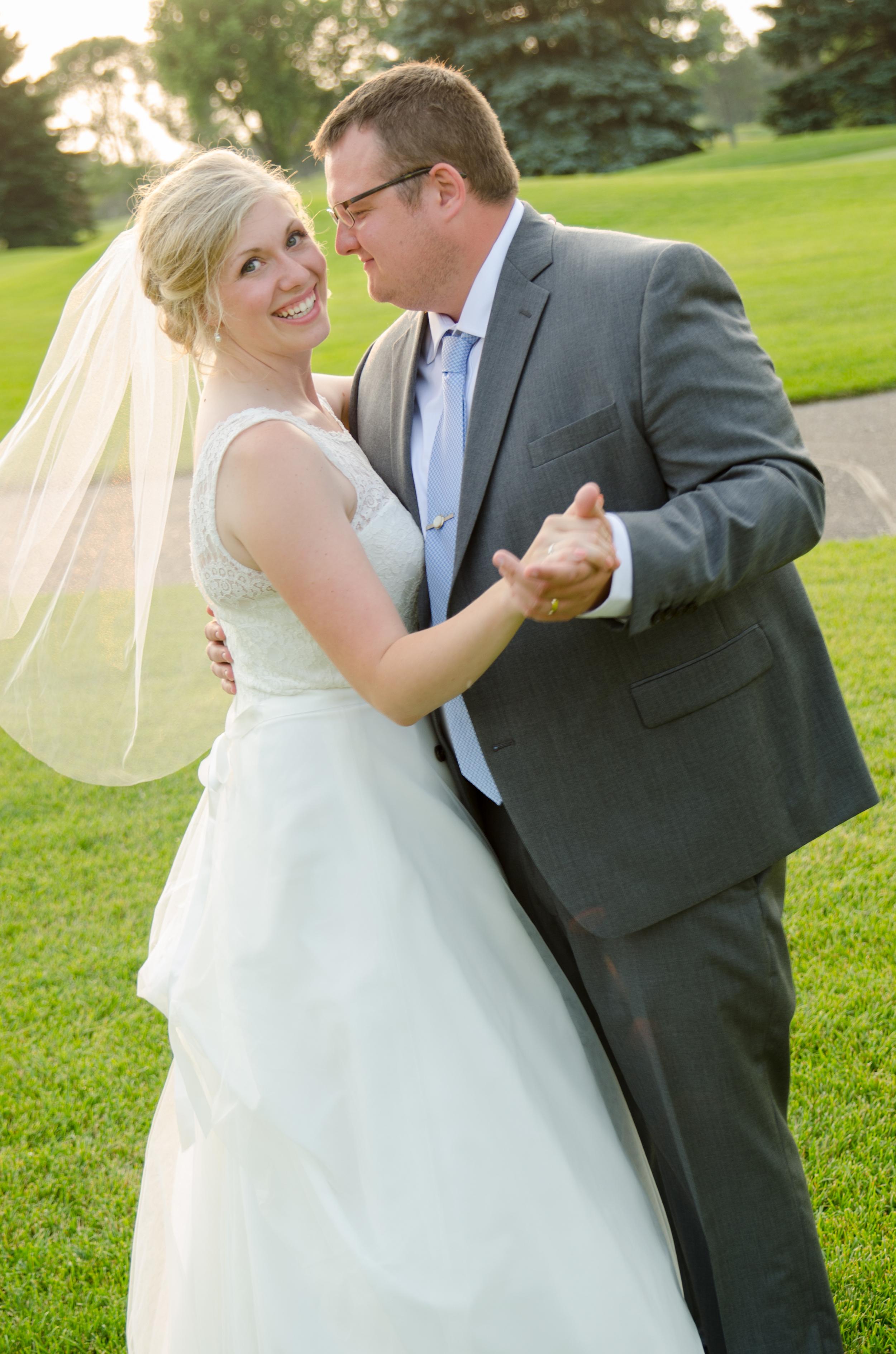 Jessica & Aaron, Minneapolis couple