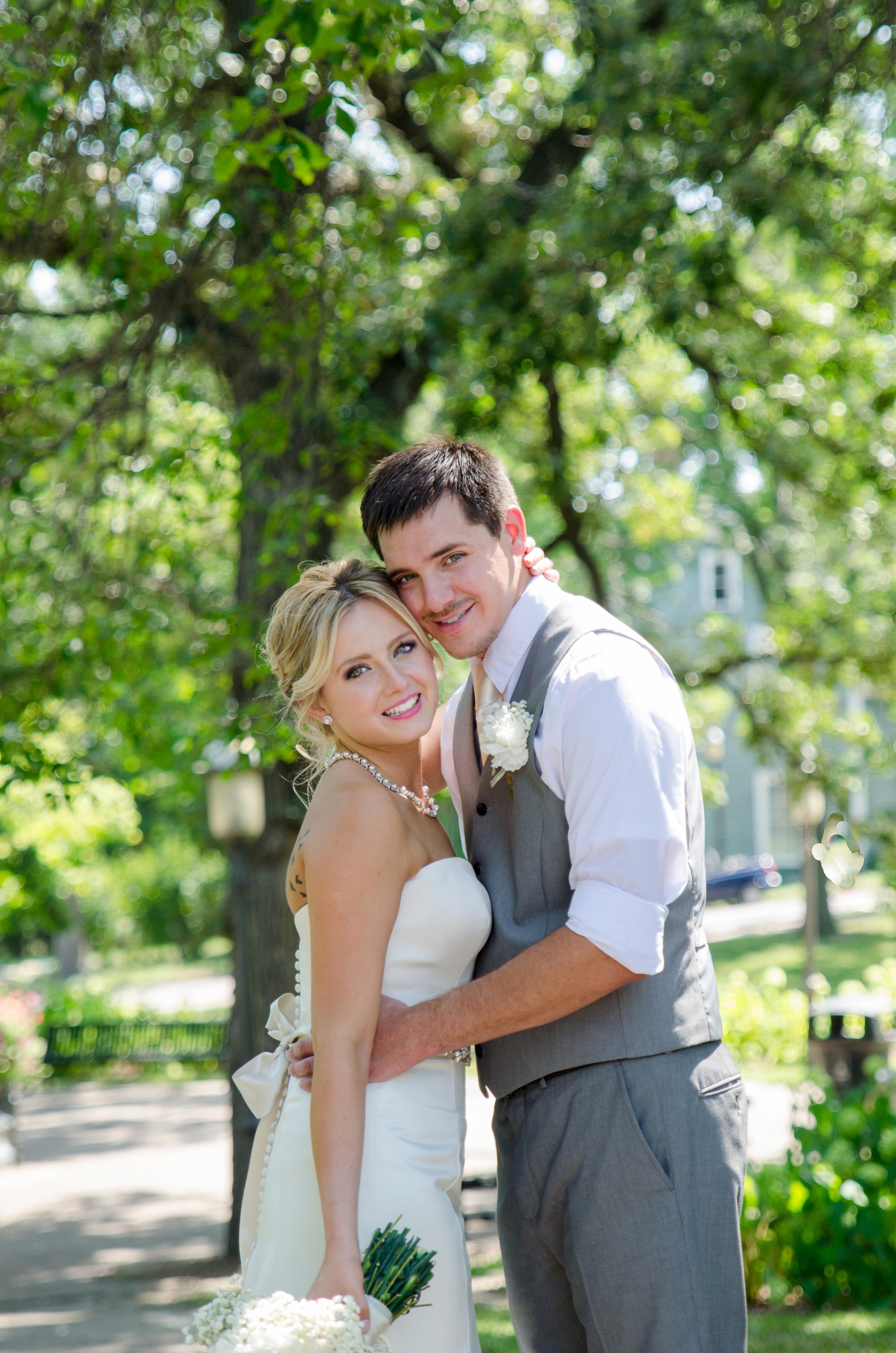 Joanna & Mike, St. Paul couple