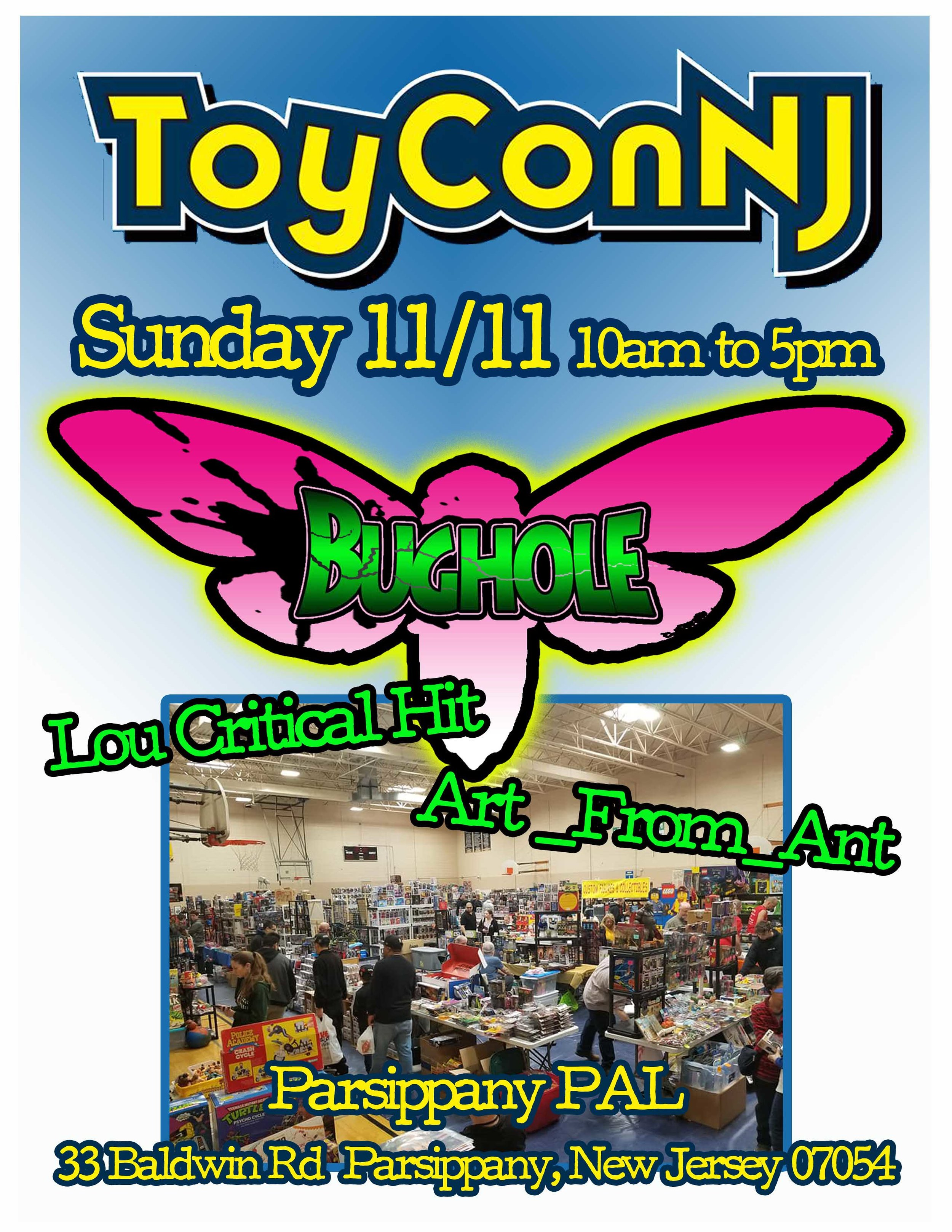 Come out and buy some original crap and some of my old crap
